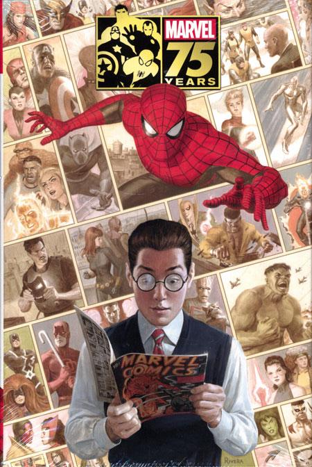 Marvel 75th Anniversary Omnibus HC