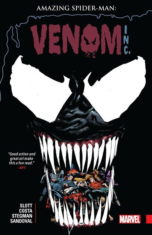 Amazing Spider-Man: Venom Inc. TP