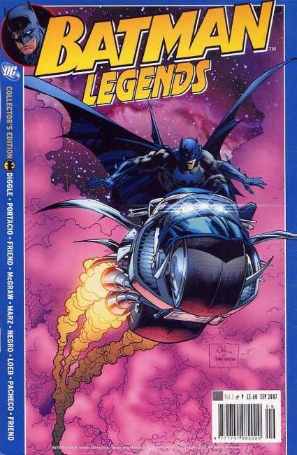 Batman Legends #9