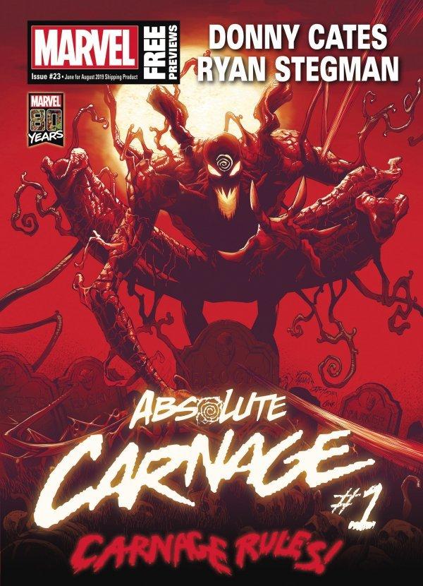 Marvel Previews #23