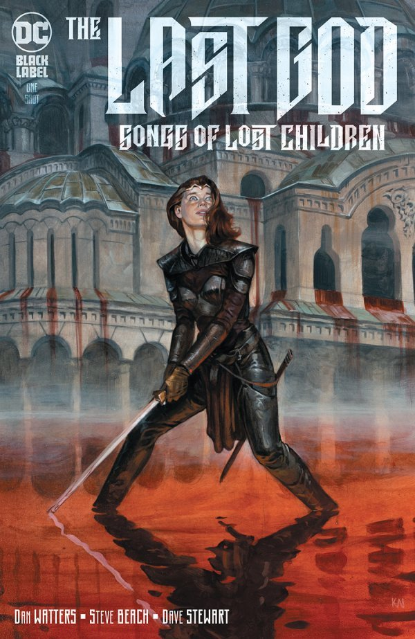 The Last God: Songs of Lost Children #1