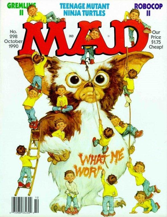 Mad Magazine #298