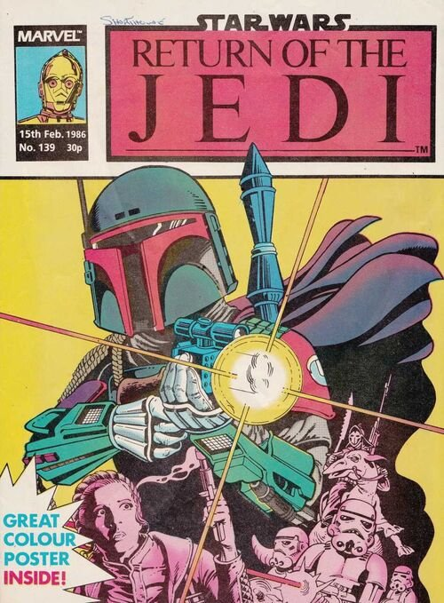Return of the Jedi Weekly #139