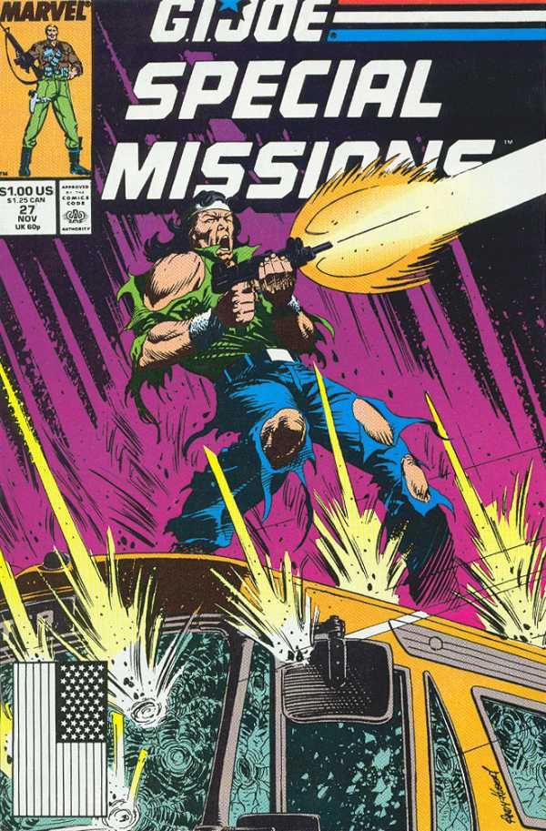 G.I. Joe: Special Missions #27