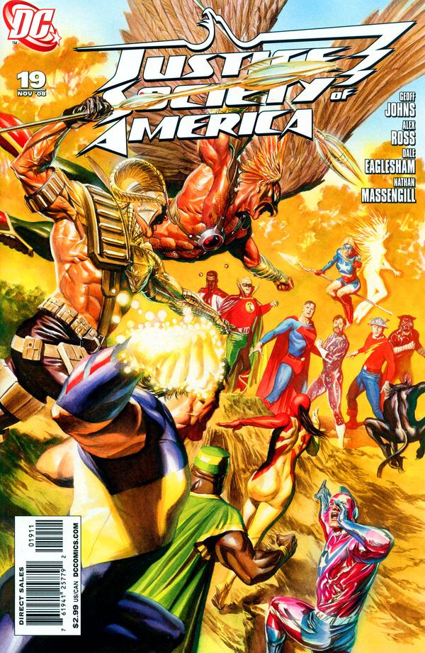 Justice Society of America #19