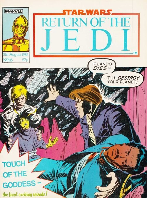Return of the Jedi Weekly #115