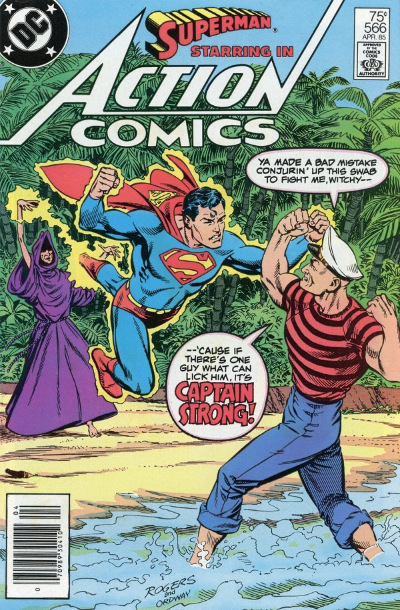 Action Comics #566