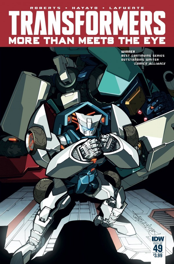 The Transformers: More than Meets the Eye #49