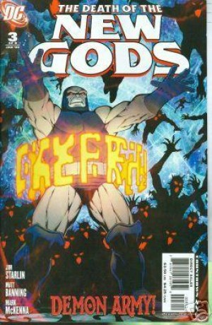 The Death of the New Gods #3