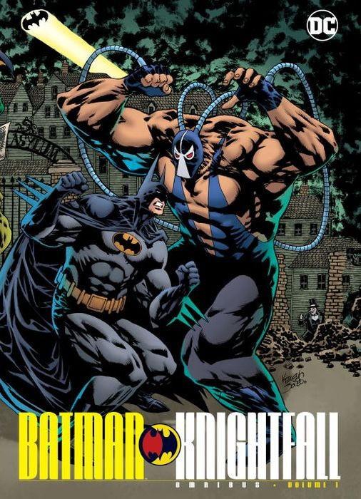 Batman Knightfall Omnibus Vol. 1 HC