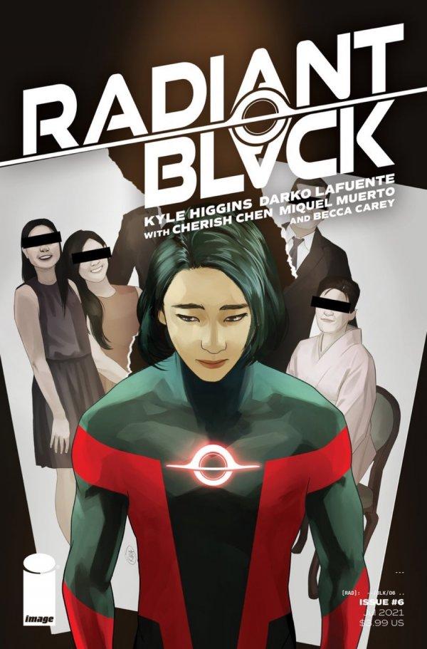 Radiant Black #6