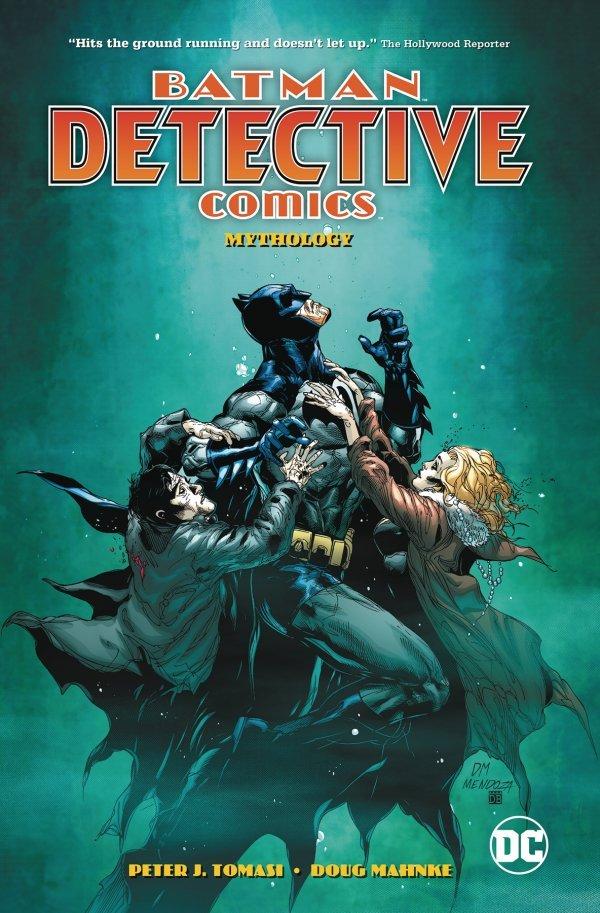 Detective Comics Vol. 1: Mythology TP
