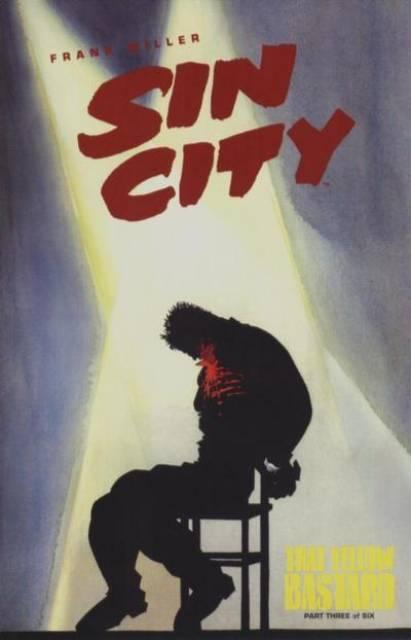 Sin City: That Yellow Bastard #3