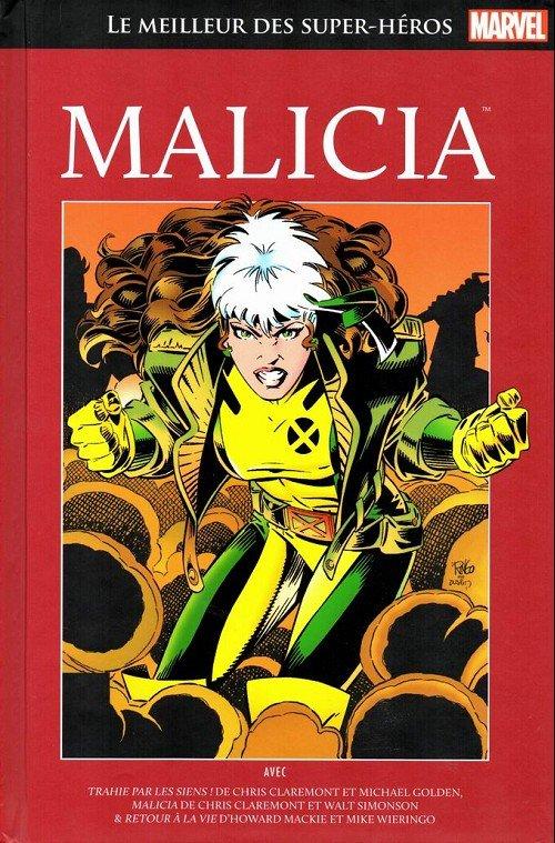Le Meilleur des Super-Héros Marvel 91 . Malicia