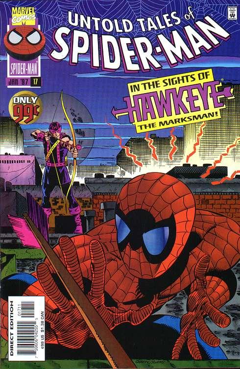 Untold Tales of Spider-Man #17