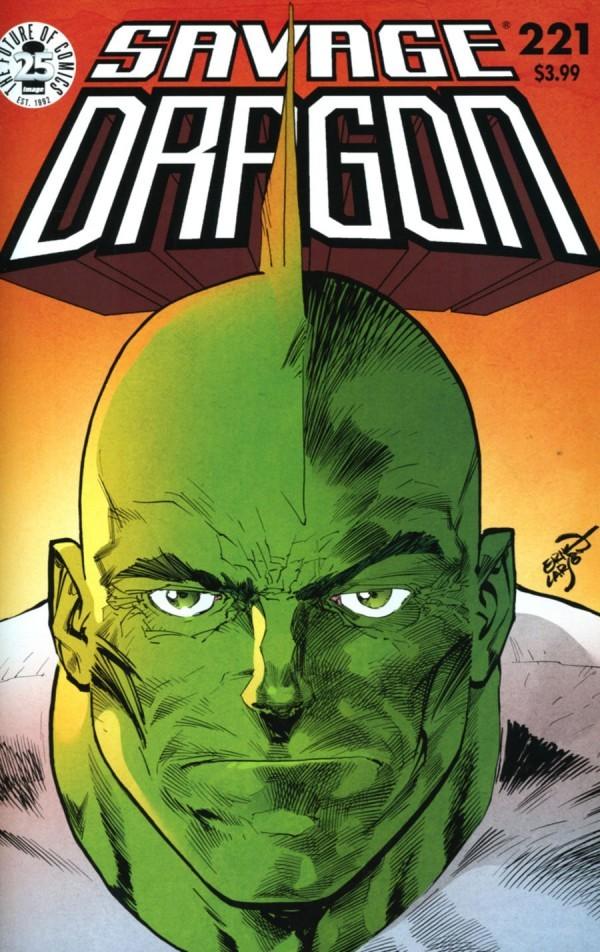 Savage Dragon #221