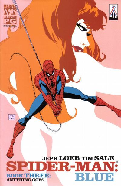 Spider-Man: Blue #3