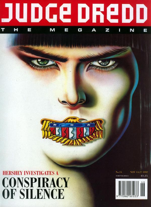 Judge Dredd: The Megazine #15