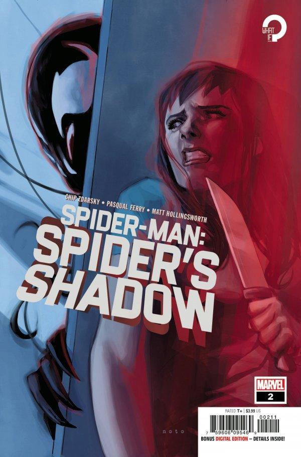 Spider-Man: Spider's Shadow #2