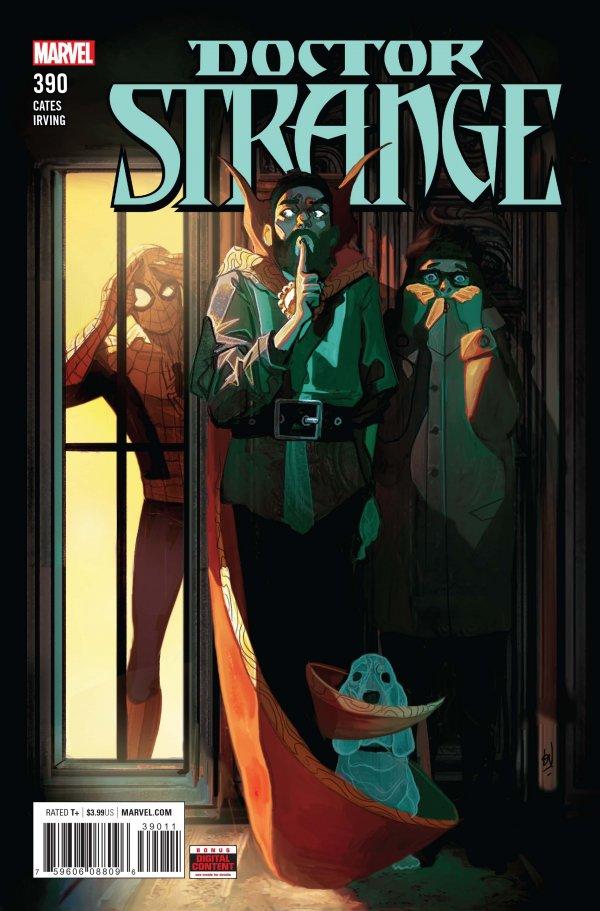 Doctor Strange #390