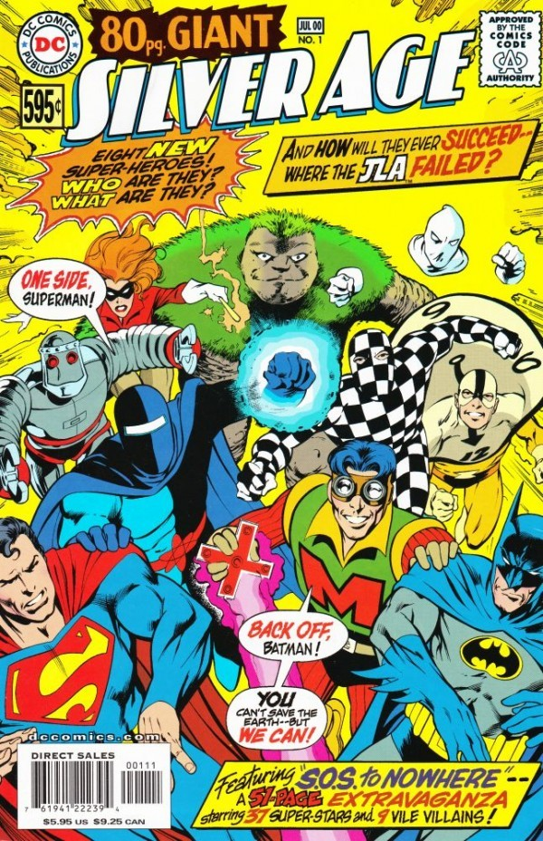 Silver Age: 80-Page Giant #1
