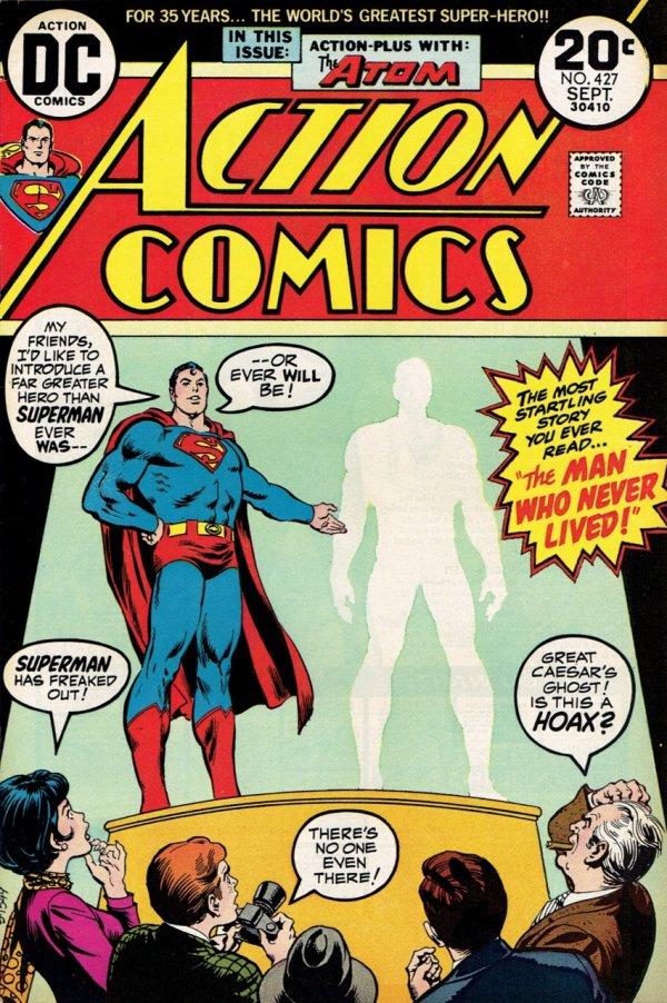 Action Comics #427