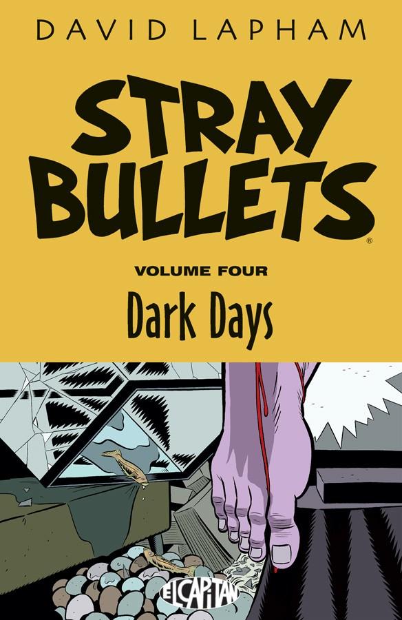 Stray Bullets Vol. 4: Dark Days TP
