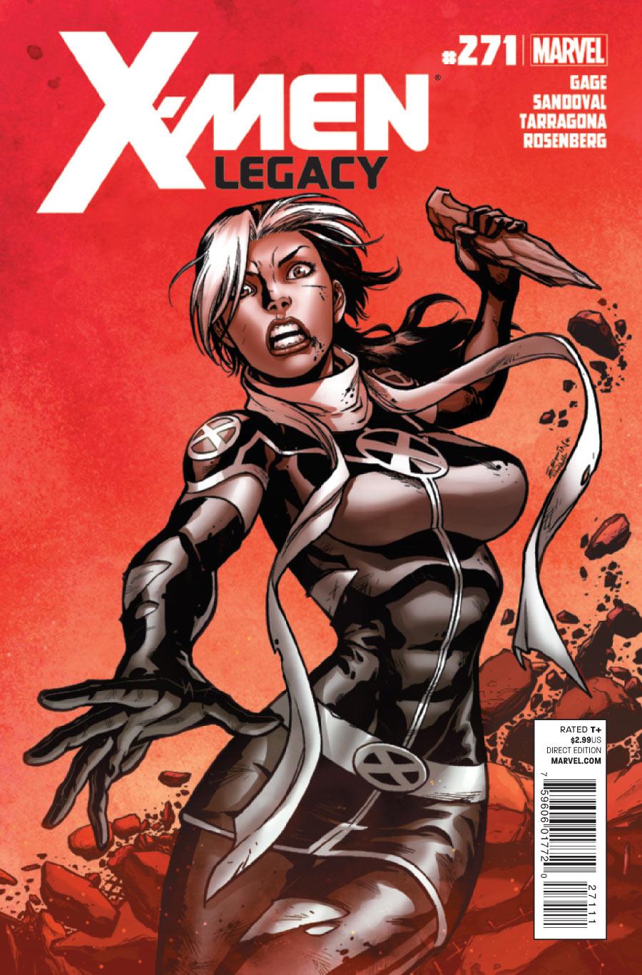 X-Men: Legacy #271