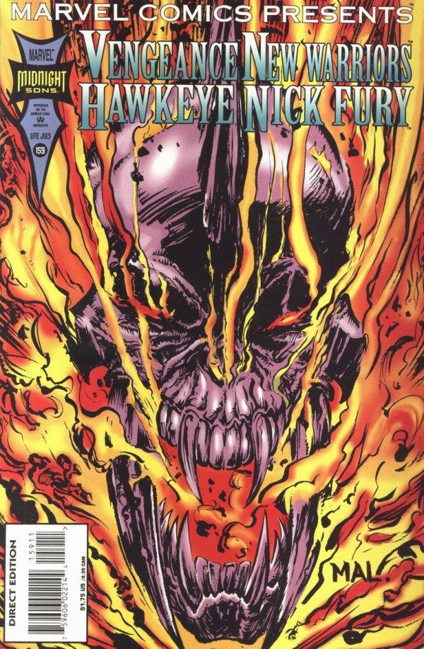 Marvel Comics Presents #159