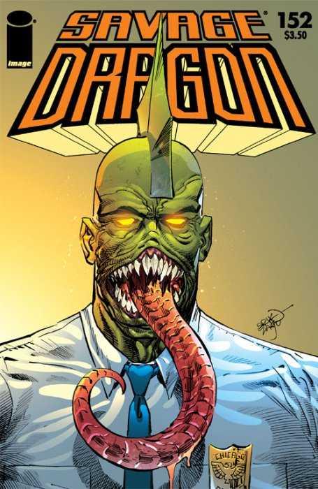 Savage Dragon #152