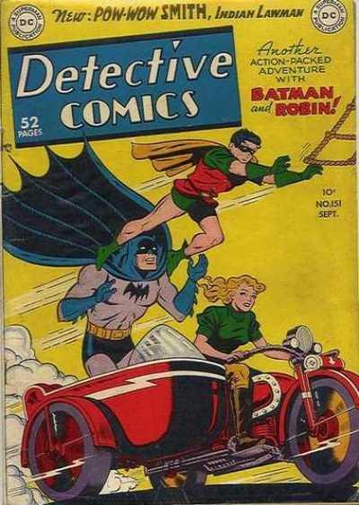 Detective Comics #151