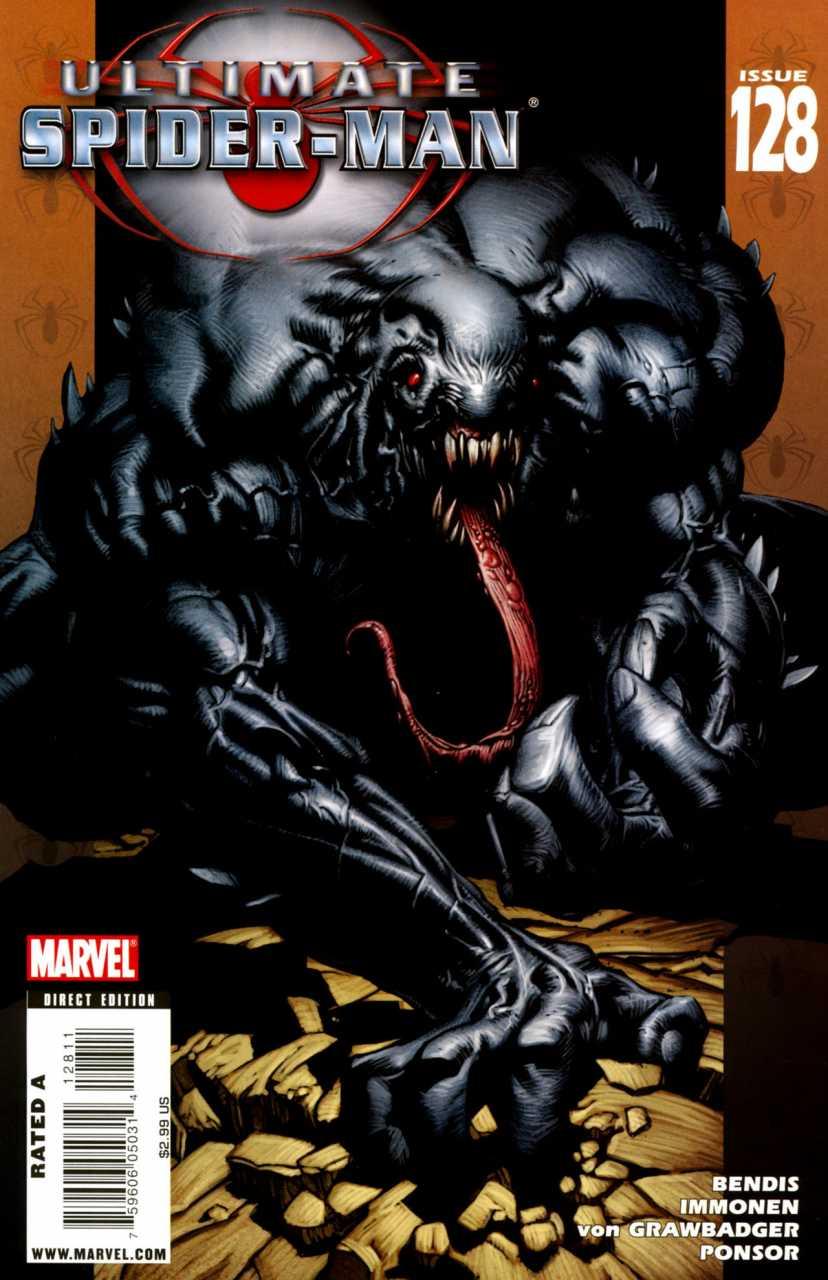 Ultimate Spider-Man #128