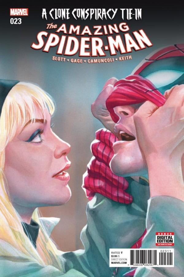 The Amazing Spider-Man #23