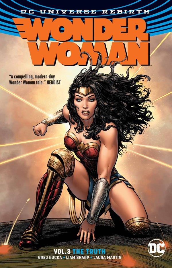 Wonder Woman Vol. 3: The Truth TP