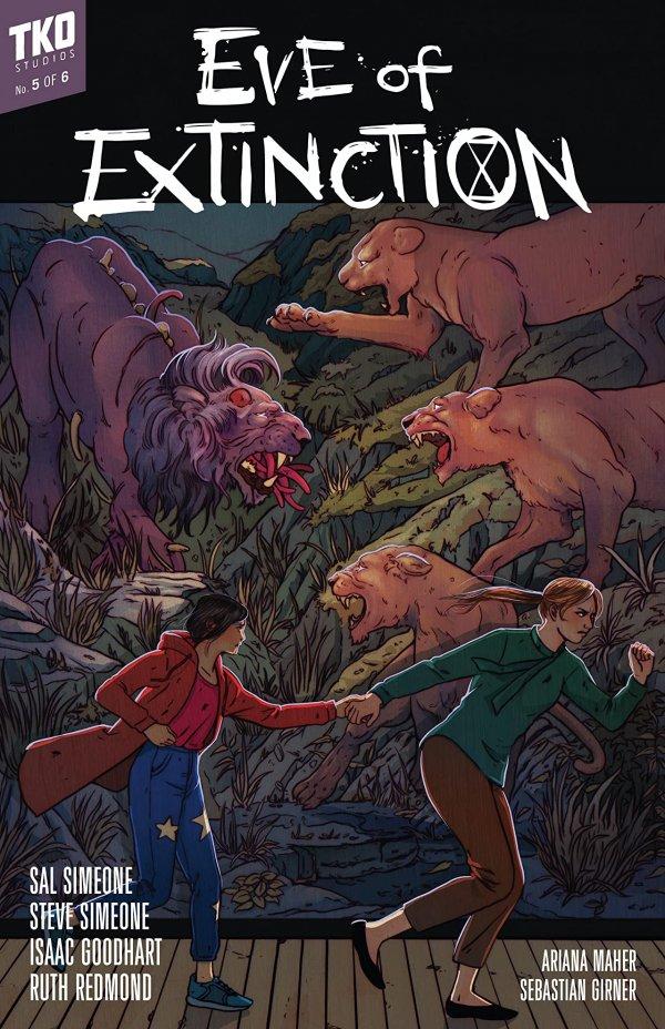 Eve of Extinction #5