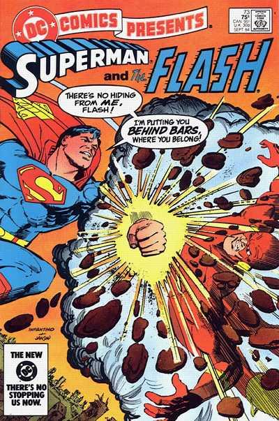 DC Comics Presents #73