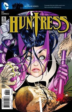 Huntress #6