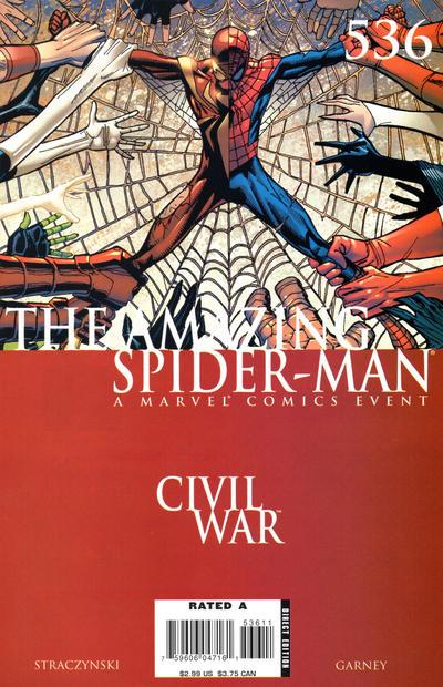 The Amazing Spider-Man #536