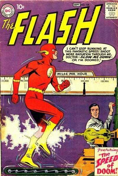 The Flash #108