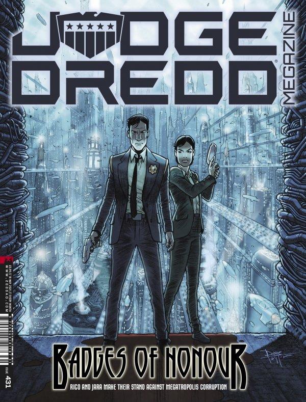 Judge Dredd: Megazine #431