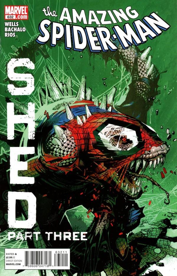 The Amazing Spider-Man #632