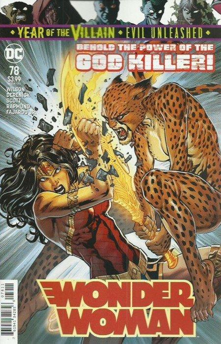 Wonder Woman #78