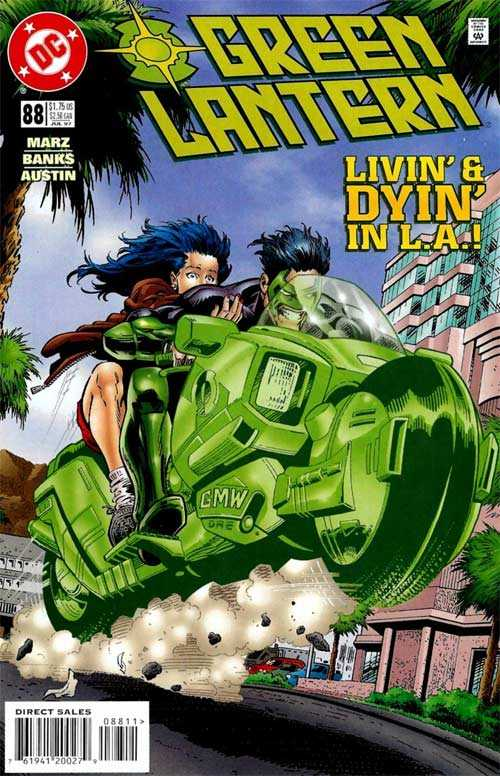 Green Lantern #88