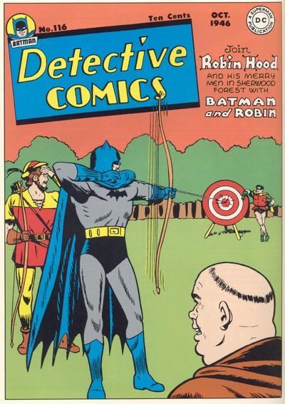 Detective Comics #116