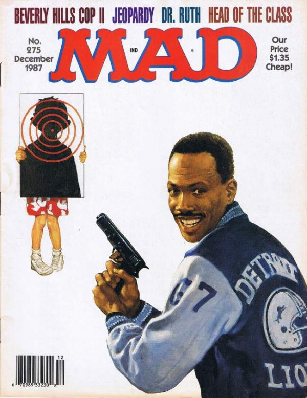 Mad Magazine #275