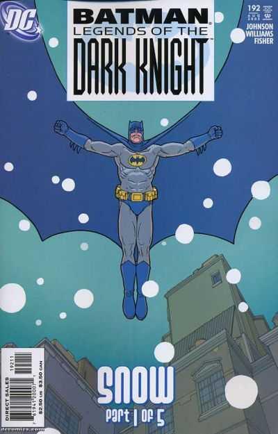 Batman: Legends of the Dark Knight #192