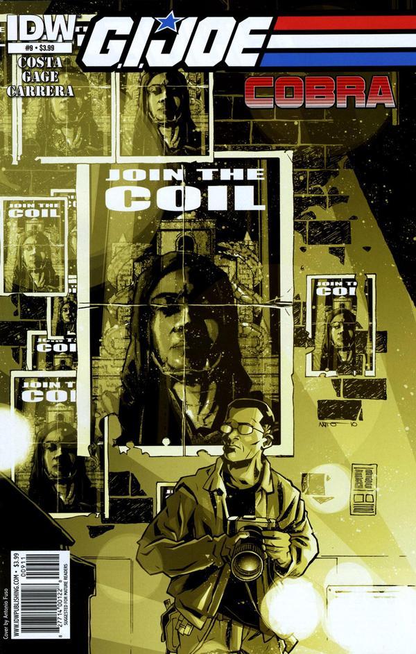 G.I. Joe: Cobra II #9
