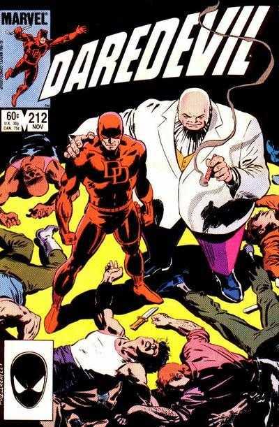 Daredevil #212