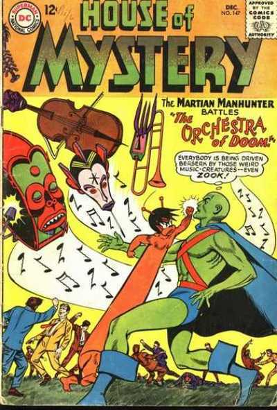 House of Mystery #147