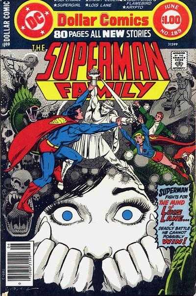 The Superman Family #189
